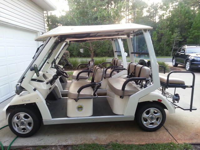 Panama City Golf Cart Rental Prices