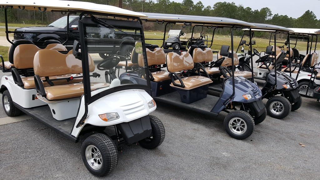 Our Service Areas South Walton Golf Cart Rentals