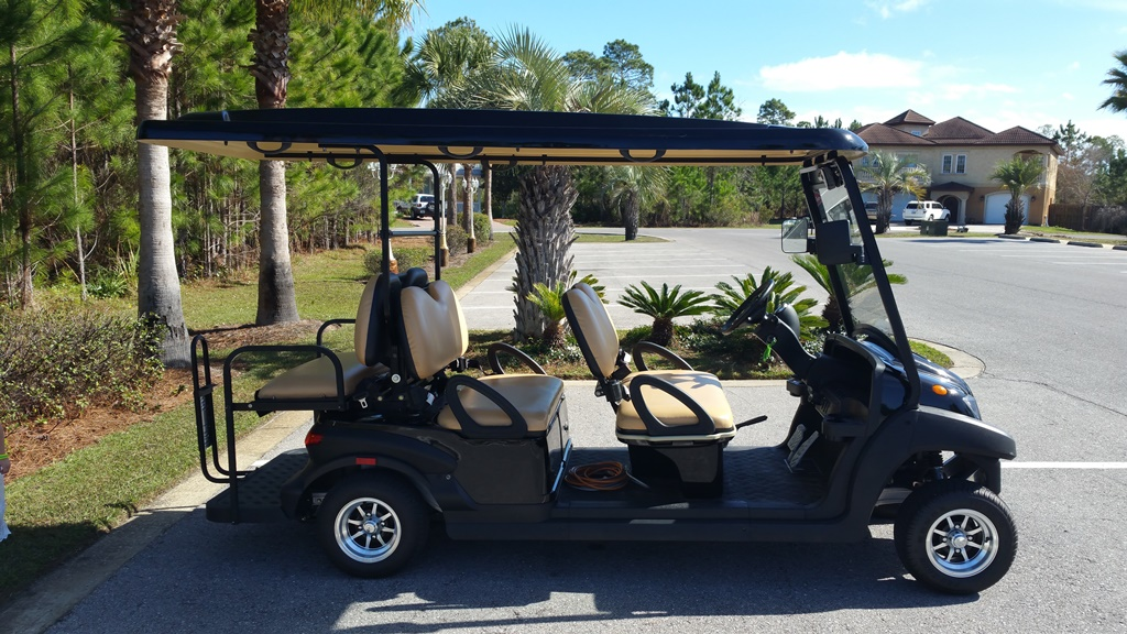 Pictures South Walton Golf Cart Rentals