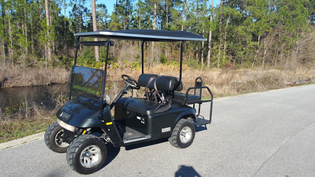 Our Carts South Walton Golf Cart Rentals